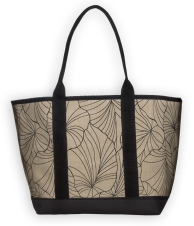Large Tote in Copa de Oro